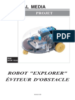 ROBOT _EXPLORER_ ÉVITEUR D'OBSTACLE