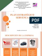 Elaboración del Plan estrategico