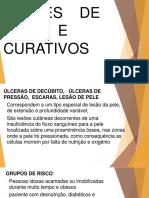 slides LESÃO DE PELE E CURATIVOS 2020.pdf