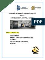 ENSAYO CNC