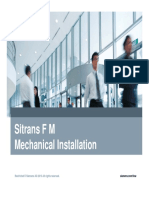 2. Sitrans F M Installation guidelines