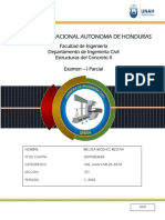 ESTRUCTURAS DE CONCRETO II _ I EXAMEN (AVANCE)_  II-2020