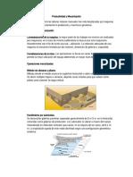 Productividad y macanizacion en mineria