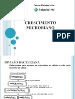 AULA 4 - Crescimento Microbiano