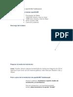 Guía de Instalación de OpenSUSE Tumbleweed