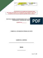 Protocolo Comercio al por Menor de Prendfdsas de Vestir.docx