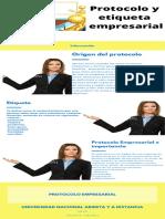 Protocolo y etiquita empresarial