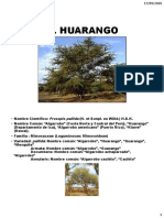 ARB. LEGUMINOSOS, HUARANGO-PACAY