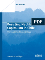Rodríguez - Resisting Neoliberal Capitalism In Chile, The Possibility Of Social Critique- LIBRO 2020