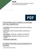 MATERIAL DE ESTUDIO --PARCIAL DE ENVASES