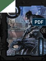 Batman GCC Corebox Scenarios EN