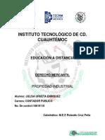 TRABAJO DE DERACHO MERCANTIL 4 UNIDAD