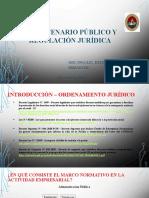 tema3_Escenario Publico y regulación