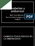 DBT y Embarazo Obst