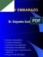 DERMATOSIS EN EMBARAZO