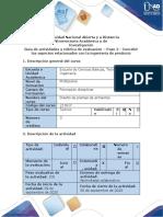 Guía de actividades y Rubrica de evaluación Unidad 1 Ingeniería de Producto (1)