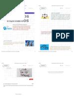 Actividad integradora 2 _Derechos humanos_ - Infogram