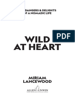 Wild At Heart - Miriam Lancewood First Chapter