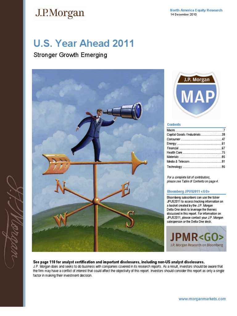 US+Year+Ahead+2011 | Inflation | Economic Growth