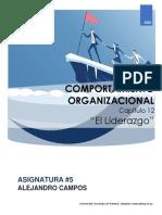ASIGNACION 5 - COMPORTAMIENTO ORGANIZACIONAL