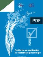 Profilaxia cu antibiotice in obstetrica ginecologie