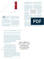 Slow Management nr. 8 'Nieuwe Wegen' Column over Snuffelmuisjes