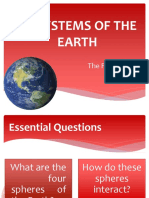 Earth Subsystems