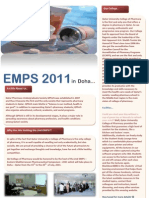 EMPS 2011 Newsletter #1