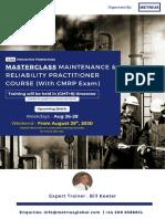 Maintenance & Reliability_Agenda.pdf