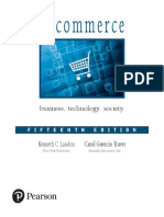E-commerce 2020-2021, Global Edition, 16th Edition the detailed table of contents
