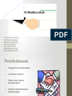 Mudharabah  (Kel 4 Akt Sy)