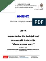 lista magazine