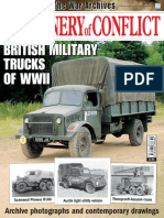 The War Archives - Machinery of Conflict. British Military Trucks of WWII