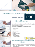 Industrial Carousel Market Research Report 2020