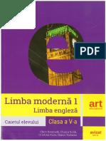 Workbook, Art, Clasa a 5-A