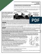 31SI-ALTERNATOR-INSTALLATION-INSTRUCTIONS