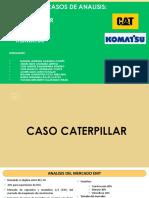 A. CASO 2 Y 3 - CATERPILAR-KOMATSU