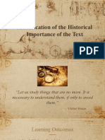 Identification_of_the_Historical_Importance_of_the_Text.pptx