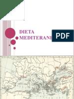 Dieta mediteraniana