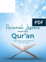 Personal lessons from the Qur'an.pdf