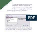 crear un reporte en Visual Basic Net