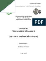FabricationMecaniqueS4LicenceGM   .pdf