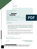 Resolución del Consejo de Transparencia sobre el listado de reuniones de Fernando Simón