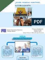 Autobiografía diapositivas Francisco Moreno (Nuevo Ingreso Ing. de Sistemas). Instituto Universitario Politécnico Santiago Mariño. Extensión Porlamar  (pdf)