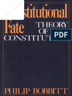04 P. Bobbit, Theory of the Constitution.pdf