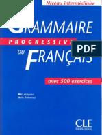 Gramaire du Francais - Intermediaire