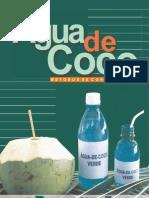 Água de coco - Métodos de conservação
