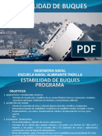 Clase 2 Estabilidad de buques