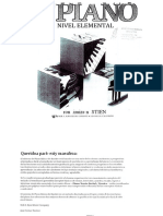 [PDF] Bastien Piano Basico, Piano Nivel 0 Elemental, James Bastien (2)