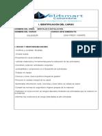 perfil del cargo SOLD.